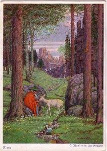 Figure 3: J. Madlener – Der Berggeist