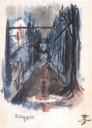 Figure 4: Tolkien – Eeriness