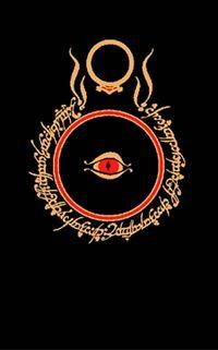 Figure 12: Tolkien – Eye of Sauron