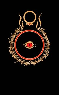 Figure 12: Tolkien – Eye of Sauron