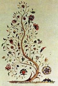 Figure 10: Tolkien – Tree of Amalion