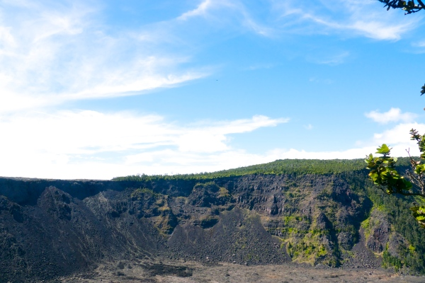 Makaopuhi Crater – Photo by Matt Segall