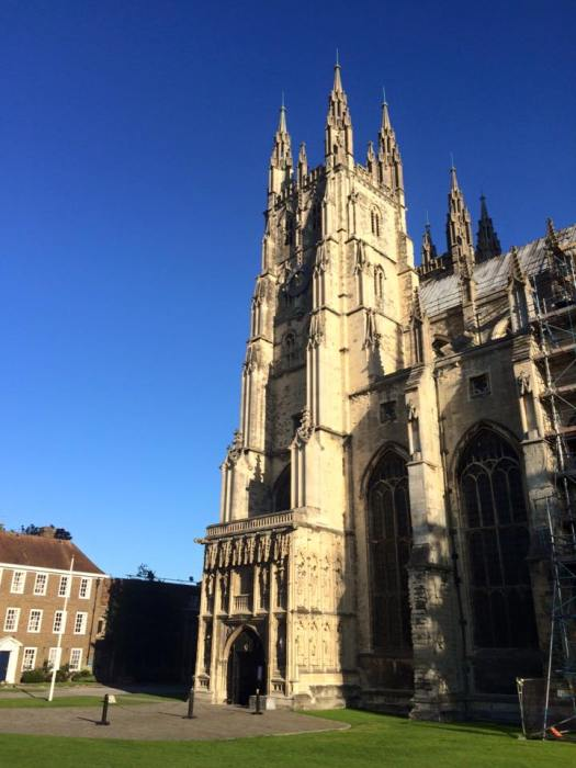 Canterbury Cathedral – Photo by Becca Tarnas