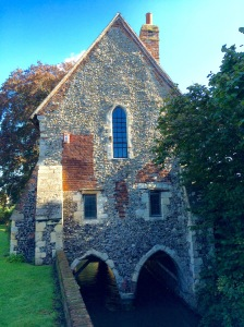 Greyfriars Chapel – Photo by Becca Tarnas