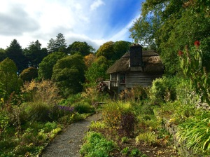 Cottage in Dartington Gardens – Photo by Becca Tarnas