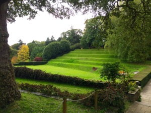 Croquet Lawn in Dartington Gardens – Photo by Becca Tarnas