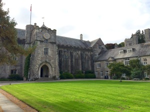 Dartington Hall – Photo by Becca Tarnas