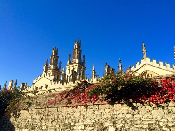 Dreaming Spires by Morning Light – Photo by Becca Tarnas