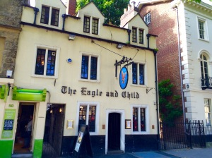 The Eagle and Child – Photo by Becca Tarnas