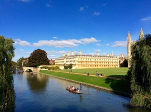 King's College Chapel – Photo by Becca Tarnas