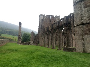 Llanthony Priory – Photo by Becca Tarnas
