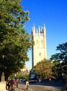 Magdalen Tower – Photo by Becca Tarnas