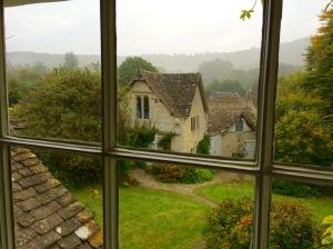 Morning Mist at the Grange – Photo by Becca Tarnas