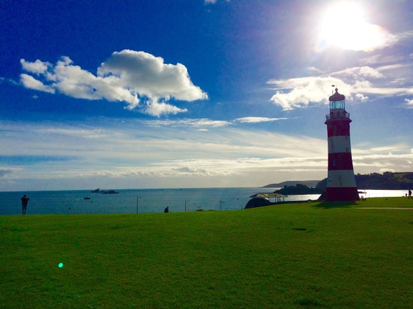 Plymouth Hoe – Photo by Becca Tarnas