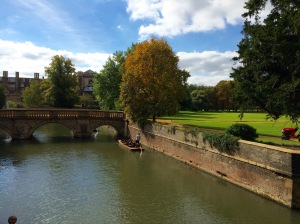 The River Cam – Photo by Becca Tarnas