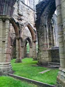 Tintern Abbey – Photo by Becca Tarnas