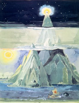 J.R.R. Tolkien – The Halls of Manwë
