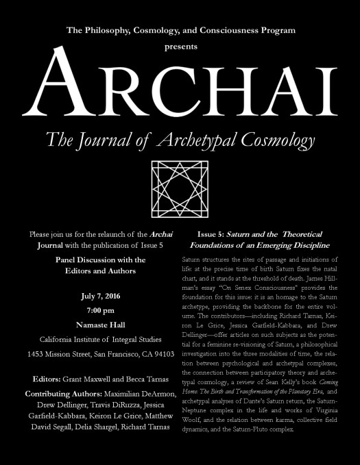 Archai Event Poster